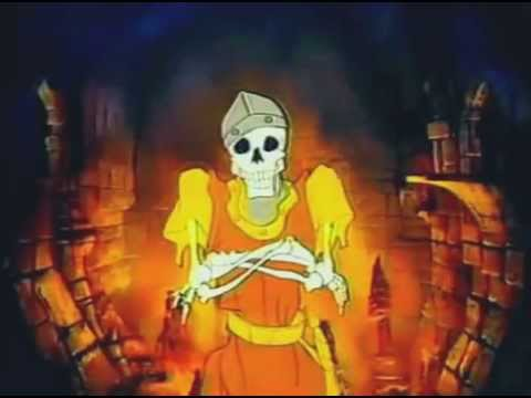 Dragons Lair (Deleted Scene)