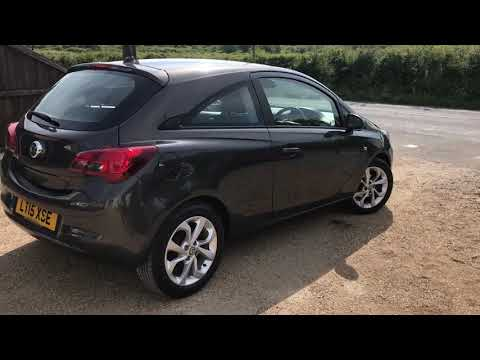 2015 VAUXHALL CORSA 1.2 EXCITE AC FOR SALE | CAR REVIEW VLOG