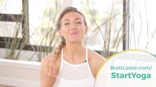 Yoga For 100% Complete Beginners: Learning Yoga At Home Safe, Easy, & Fun | Pure Beginner Series