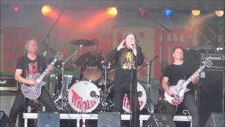 Mindless Sinner - Screaming For Mercy Live @ Muskelrock 2014