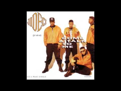 Jodeci - Come & Talk To Me (Horny Mix) **HQ Audio**