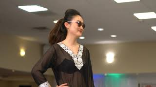 A Beautiful Model from Flying Solo Fashion Show