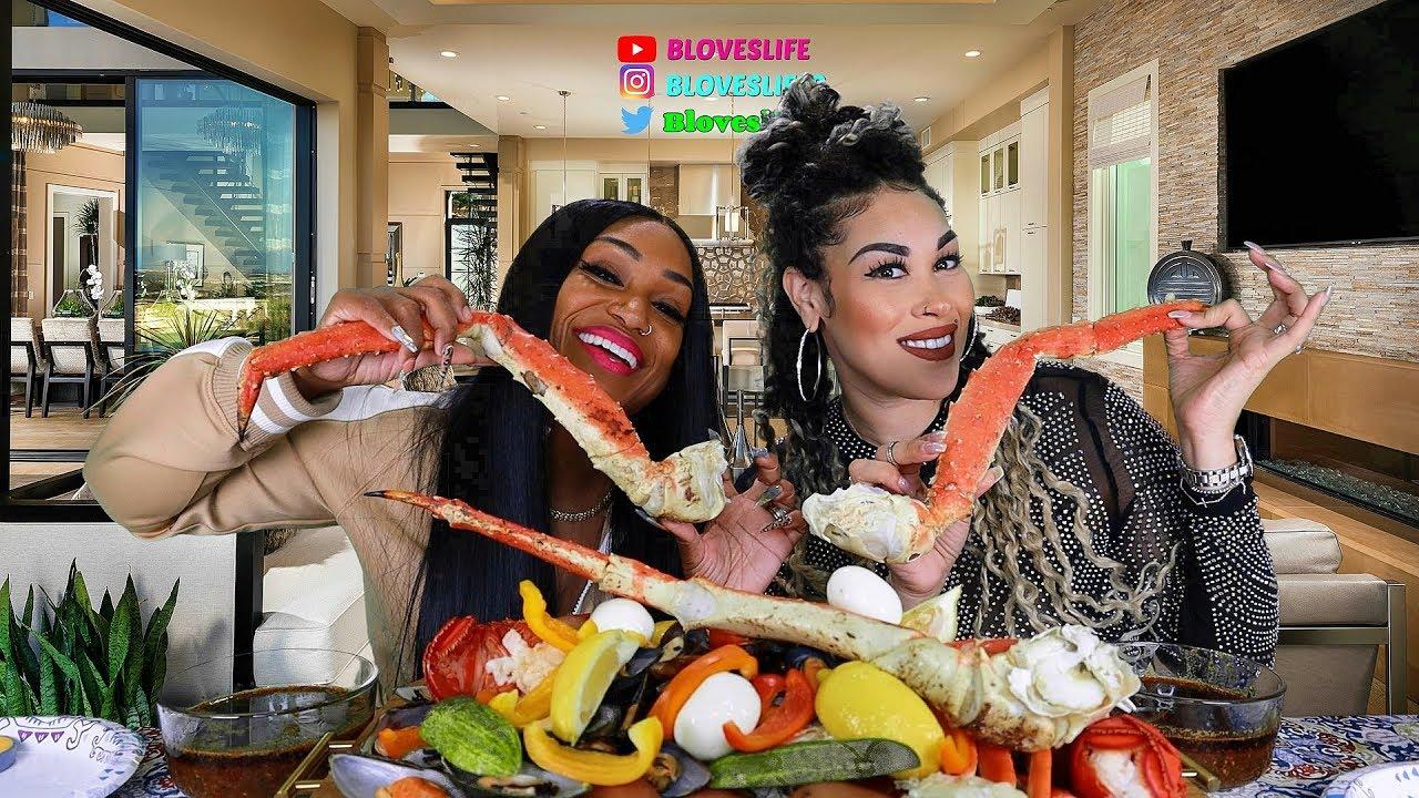 Download Seafood Boil with R&B Singer Keke Wyatt