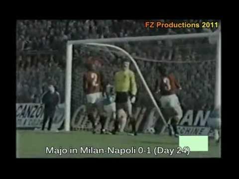 Italian serie a greatest goals: 1978-1979