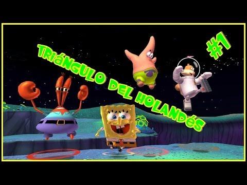 Wii U Bob Esponja: La venganza de Plankton   Arrecife Naufragio