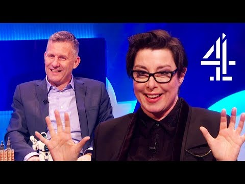 Sue Perkin's HILARIOUS RANT On Theresa May & Brexit | The Last Leg