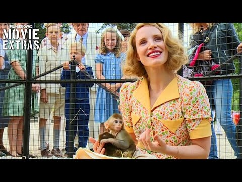 Go Behind the Scenes of The Zookeeper's Wife (2017)