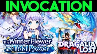 #DRAGALIALOST - Invocations Portail Lilly et Leviathan