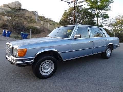 Movie cars w116 tv film rare mercedes benz movies car for Movie photos for sale