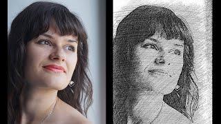 Как сделать рисунок в Фотошопе