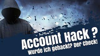 Account Daten Hack Check - Prüfe ob deine Daten schon im Darknet gelandet sind