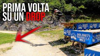 PROVARE UN DROP PER LA PRIMA VOLTA // PAGANELLA 2021