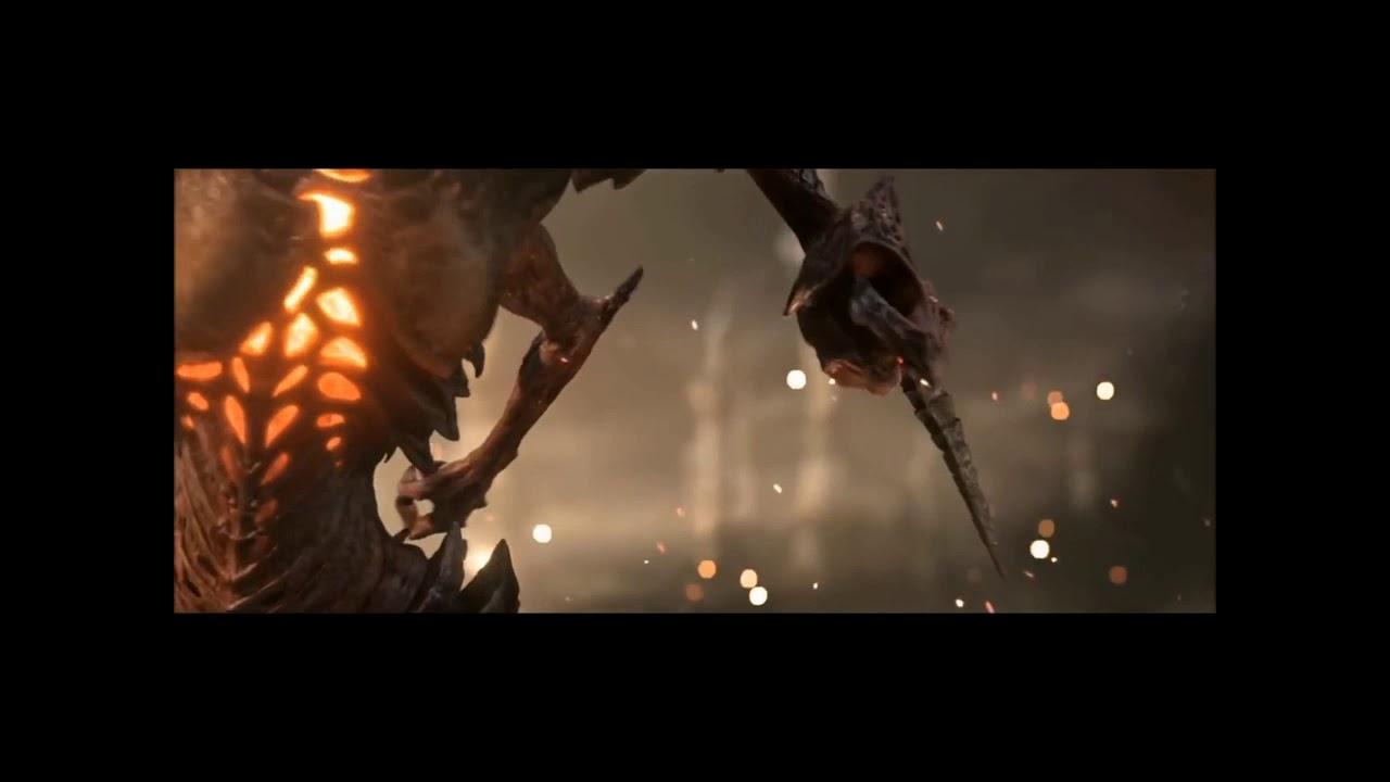 Der Golem -  Izzual   (imagenes de Diablo 3)