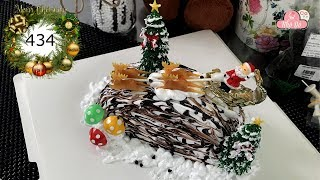 chocolate cake decorating bettercreme vanilla (434) Học Làm Bánh Kem Đơn Giản Đẹp - ChoCola (434)