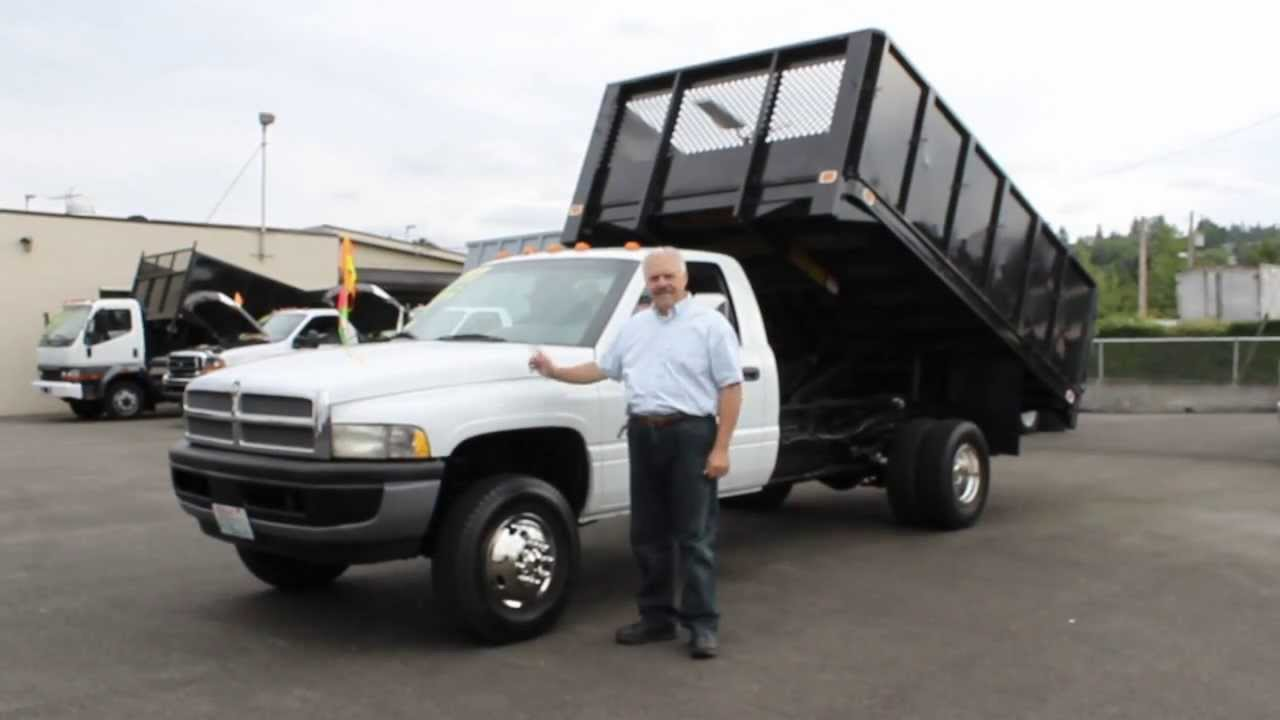 Town And Country Truck 5731 1997 Dodge Ram 3500 One Ton
