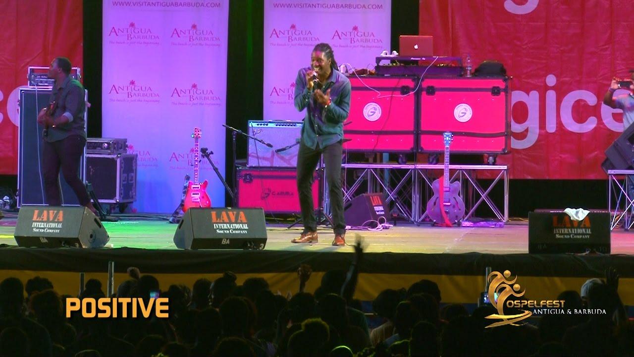Download Positive - Two Man Army #GospelFestAntigua