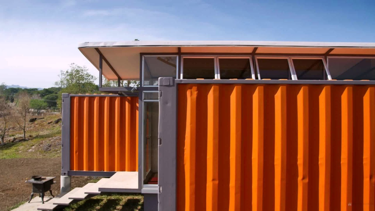 Container Van House Design Philippines Youtube