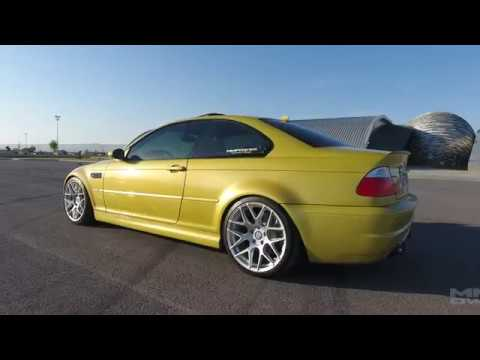Mmpower Bmw E46 M3 Smg Phoenix Yellow 28 Teaser Youtube