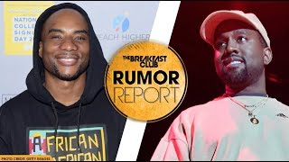 Charlamagne and Kanye West Talked About Therapy and Mental Illness