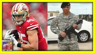 Patriotic San Francisco 49er's Star Makes Super Bowl Move That EVERY Player Should Follow