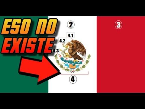 #Noticias México: Detectan Error en la Bandera de #Mexico