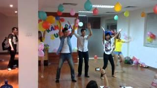 Gangnam Style ver Sunnet final