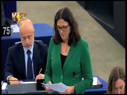 EU Parliament says repeat poll was better managed than Aug. 8th