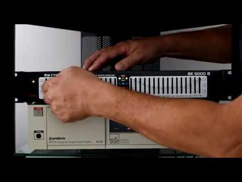 Equalizador Cygnus GE5000B