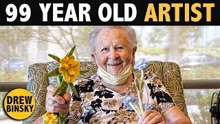 99 YEAR OLD ARTIST (she is amazing!)