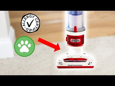 Best Bagless Vacuum Cleaner Deal of 2018 (Anti-Allergy & Pet HEPA filtration!)