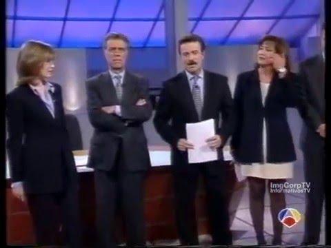 ANTENA 3 1996: Noticias Especial Elecciones