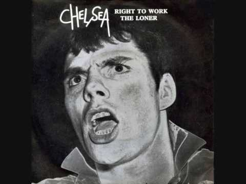 Chelsea - Right To Work - 1977 45rpm