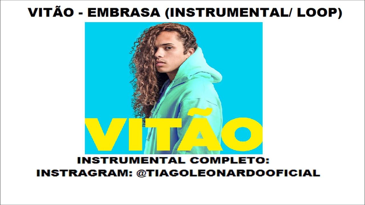 Vitão - Embrasa (Instrumental loop reduce vocal) - YouTube