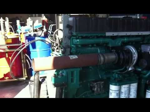 VOLVO ENGINE D12C 460 FH12  YouTube