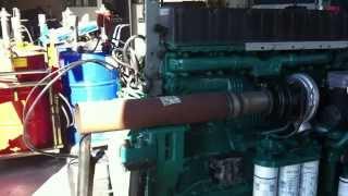 VOLVO ENGINE D12C 460 FH12