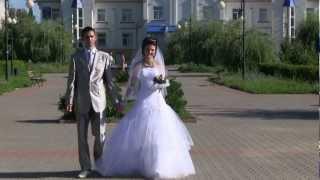 Свадебная прогулка - клип для молодоженов