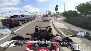 MC Commute: 2016 Honda Africa Twin