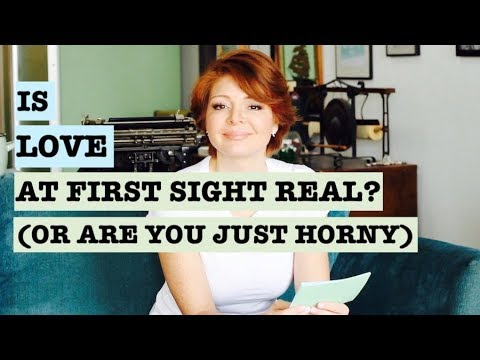Is love at first sight real essay