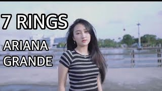 7 Rings Ariana Grande cover by Sandrina Azzahra