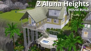 The Sims 3 House Building - 2 Aluna Heights - Aluna Island