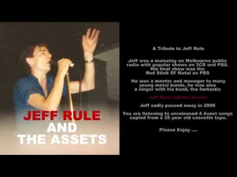 JEFF RULE and the ASSETS