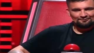 ✔Лариса Яковенко  ♫♫ шоу Голос 4 Слепое прослушивание 04.09.2015