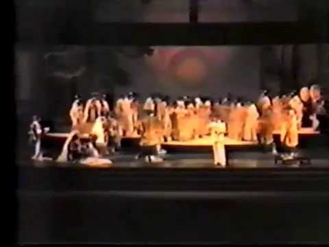 PUCCINI: Madama Butterfly (part 1 of 3) Rico Saccani, conductor