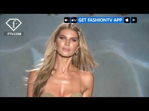 Miami Swim 2019 - Monica Hansen Full Show Paraiso Miami Beach | FashionTV | FTV