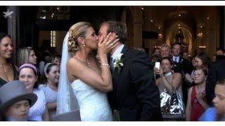 Zo Zijn We Getrouwd: Aflevering 1: Carmen En Jean Marie Pfaff Over Huwelijk Debby En Nicolas