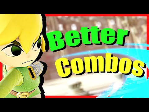 CAN TOON LINK COMBO IN ULTIMATE? - Toon Link In Smash Ultimate