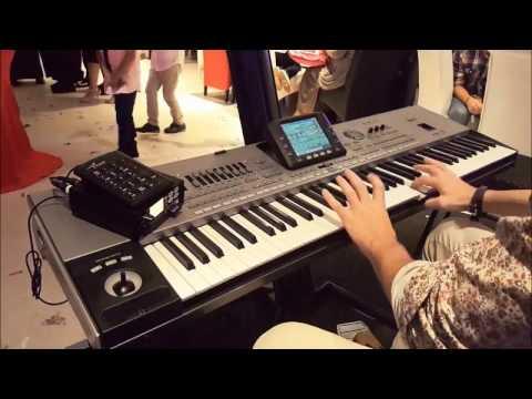 Piyanist Şerif - Oyun havalari 2016 - Korg pa3x