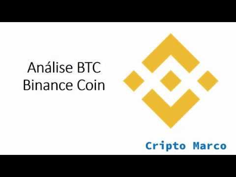 Análise Bitcoin e binance coin – BNB – 08/09/19 – CRYPTO