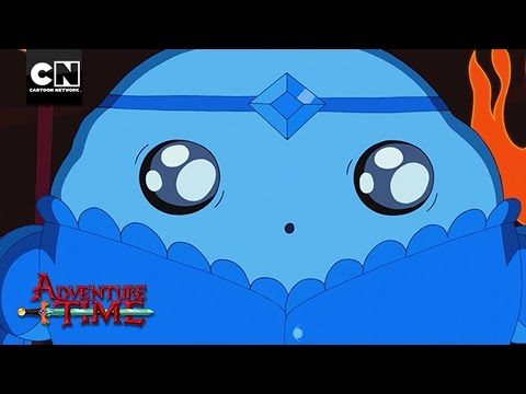 She's New | Adventure Time | Cartoon Network