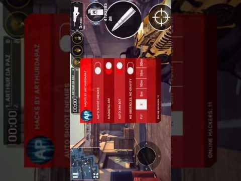 modern combat 5 2.5.0 hack